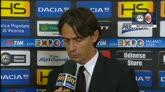 """25/04/2015 - Inzaghi non cerca alibi: """"Chiediamo scusa"""". Milan in ritiro"""