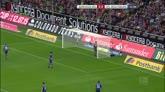 Borussia Moenchengladbach-Wolfsburg 1-0