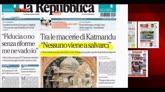 Rassegna stampa nazionale (27.04.2015)