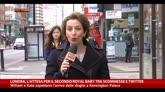 27/04/2015 - Londra, atteso il secondo Royal Baby tra scommesse e twitter