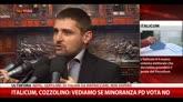 Italicum, Cozzolino: vediamo se minoranza Pd vota no