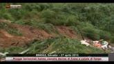 28/04/2015 - Brasile, piogge torrenziali causano frane e colate di fango
