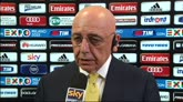 "Galliani: ""Qualsiasi decisione sarà presa nel bene del club"""
