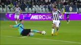 30/04/2015 - Juventus, scudetto a un passo: nel segno di Tevez