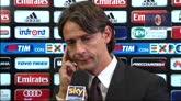 """Inzaghi, esonero vicino: """"Nessun rimpianto, io non mollo"""""""
