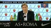 """Roma, Garcia: """"L'Olimpico deve tornare a essere un fortino"""""""