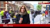 Royal girl, i Duchi di Cambridge lasciano l'ospedale