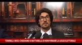 Toninelli: chiediamo a Mattarella di non firmare l'Italicum