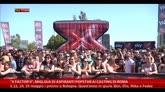 X Factor 9, migliaia di aspiranti popstar ai casting di Roma