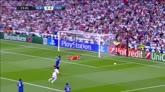 Real Madrid-Juventus 1-1