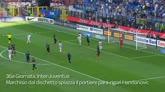Rigoristi: Marchisio batte Handanovic, Pinilla supera Perin