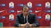 """21/05/2015 - Allegri: """"Un onore aver eguagliato Marcello Lippi"""""""