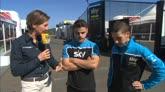 Moto3, Fenati e Migno presentano il Gp d'Italia