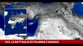 Isis, le battaglie di Palmira e Ramadi