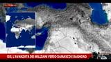 Isis, l'avanzata dei miliziani verso Damasco e Baghdad