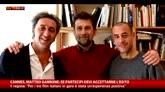 Cannes, Matteo Garrone: Se partecipi devi accettarne l'esito