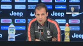 """29/05/2015 - Juve, Allegri: """"Chiudiamo in bellezza. Messi? Nessuna ansia"""""""