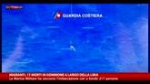 30/05/2015 - Migranti: recuperati 17 cadaveri al largo della Libia