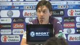 """30/05/2015 - Fiorentina, Montella: """"Futuro incerto"""""""