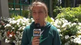"30/05/2015 - Roland Garros, Errani: ""Ho sensazioni buone"""