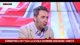 Sorrentino a l'Intervista di Maria Latella