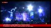 Bari, in 60mila al primo concerto di Vasco
