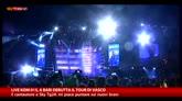 Vasco Rossi in tour: vivo per cantare in pubblico