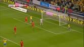 Svezia-Montenegro 3-1