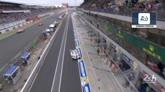 15/06/2015 - 24 ore di Le Mans, dominio Porsche davanti all'Audi
