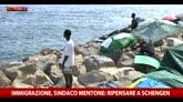 21/06/2015 - Migranti, sindaco di Mentone: ripensare a Schengen