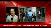 28/06/2015 - Grecia, prelievi bancomat limitati anche per stranieri