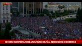 30/06/2015 - Grecia, ad Atene manifestazione a sostegno del sì