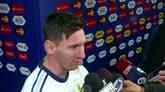 """Argentina, Messi: """"Arriviamo alla finale in forma"""""""