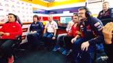 MotoGP, il racconto di Assen: il duello tra Rossi e Marquez