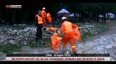 Alluvioni nello Xinjiang in Cina