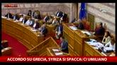"""13/07/2015 - Il segretario di Syriza a Sky TG24: """"Accordo umiliante"""""""