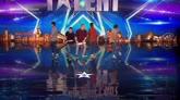 Britain's Got Talent: Funky dance