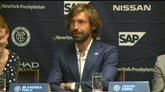 """23/07/2015 - Pirlo: """"Nazionale? Ho parlato con Conte. Parlerà il campo"""""""