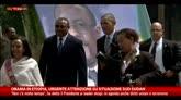 Obama in Etiopia parla di diritti umani e terrorismo
