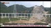 Costruzione di un enorme radiotelescopio in Cina