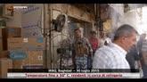 Ondata di caldo in Iraq
