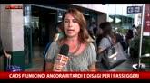31/07/2015 - Caos Fiumicino, ancora ritardi e disagi per i passeggeri