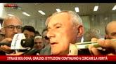 Bologna, Grasso: istituzioni continuino a cercare la verità