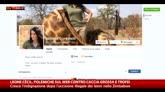 Polemiche sul web contro caccia grossa e trofei