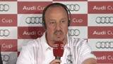 """Benitez non dimentica: """"Auguro il meglio al Napoli"""""""