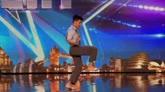Britain's Got Talent: Un'emozione a passo di danza