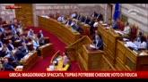Grecia: il Parlamento approva il terzo pacchetto di aiuti