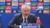 """19/08/2015 - Lazio, Pioli: """"Keita? Così devono reagire i giocatori"""""""