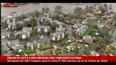 10 anni dopo Katrina, Obama a New Orleans