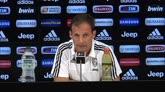 """29/08/2015 - Juve, Allegri: """"Sarà ancora Padoin a sostituire Marchisio"""""""
